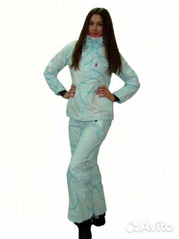брендовые горнолыжные костюмы женские с доставкой