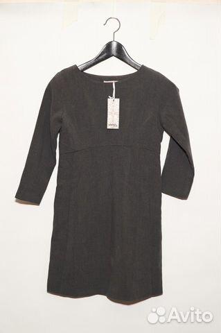 59a036b0c7b Платье серое