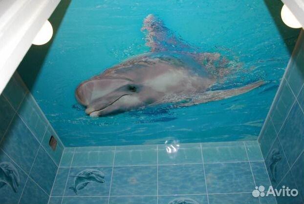 Натяжной потолок в ванной комнате - фото и отзывы