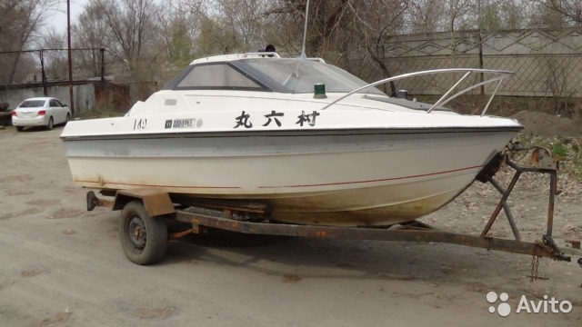 купить в хабаровске лодку