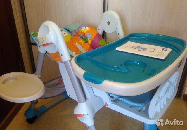 Столик для кормления ребенка б/у