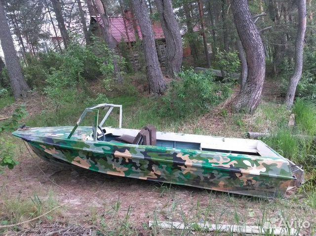 лодки и катера вологодская область