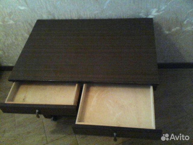 Журнальный столик бу  ульяновск