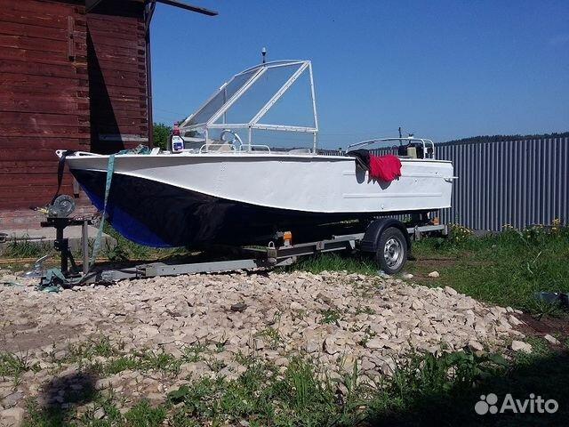 авито пермский край катера и лодки