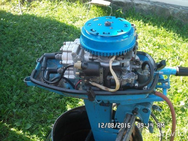 мотор ветерок 8 урвать во  твери