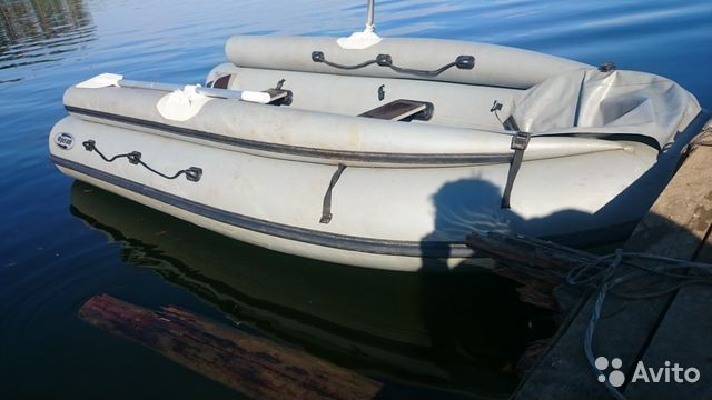 купить лодку фрегат на авито
