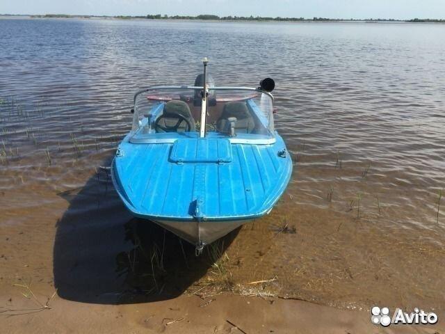 куплю лодку казанка 5м4 бу в спб
