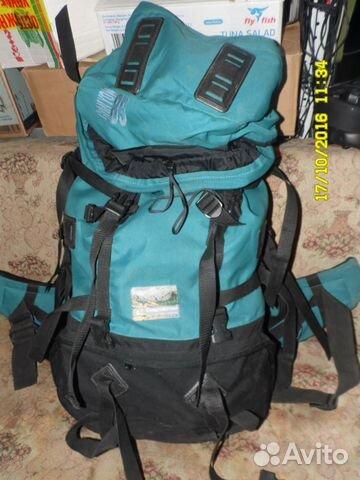 Рюкзак canyon 85 рюкзак для ноутбука питер