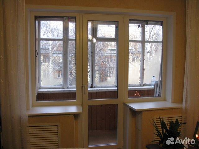 Балкон пвх 2050x2150 чебурашка купить в Ярославской области .