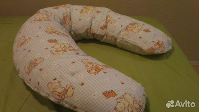 a914e2a38748 Подушка для беременных и кормления ребёнка купить в Мурманской ...