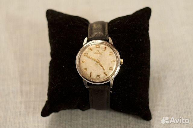 bdea1413aeb6 Антикварные Швейцарские часы Atlantic 40 годы   Festima.Ru ...