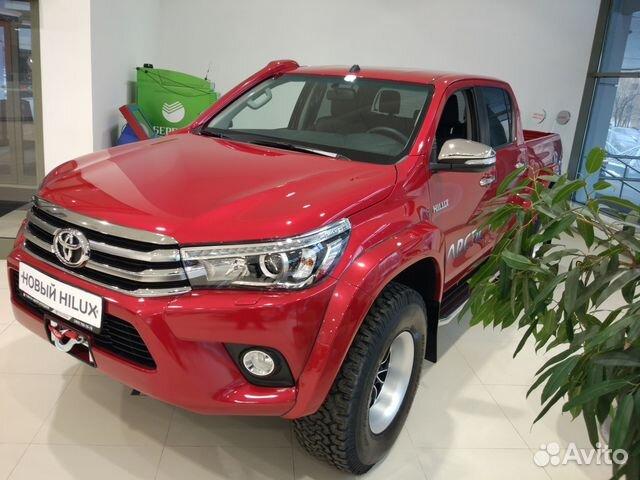 Toyota Hilux грузовой бортовой #8
