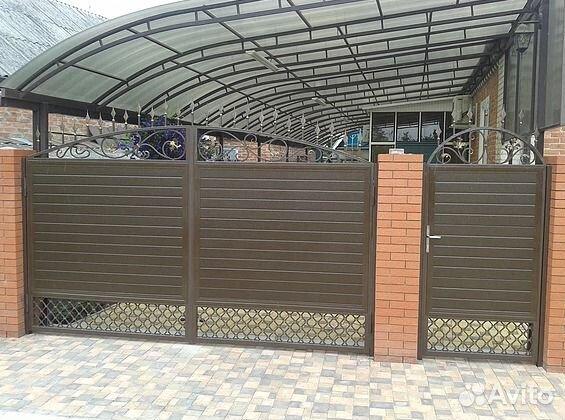 Ворота распашные автоматические в краснодаре ворота автоматични