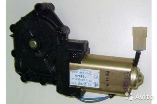 двигатель стеклоподъемника нива шевроле