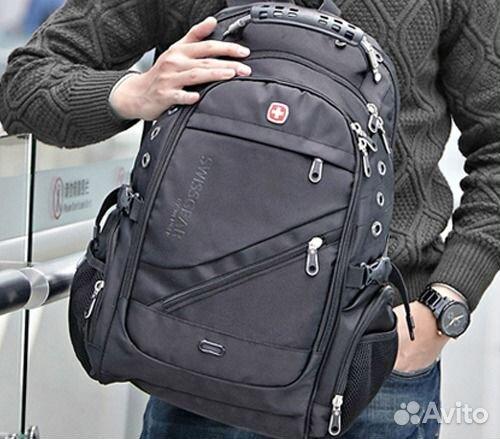 66fa601e2d81e Для такой, с виду простой модели, дизайн оказался потрясающим. Спинка  рюкзака полностью соответствует анатомии человека, ...