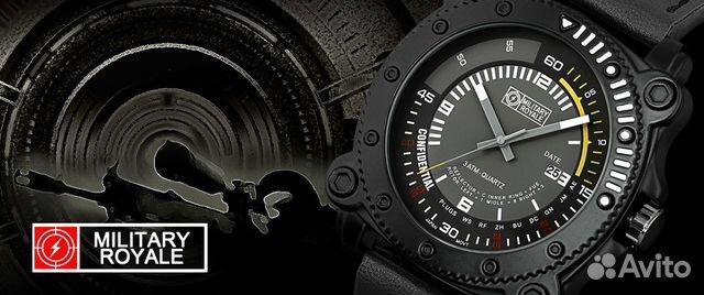 d6709573 Мужские военные часы