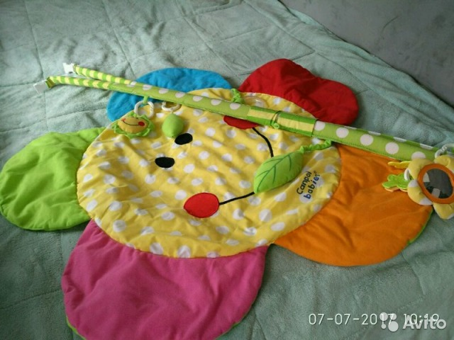 Детский развивающий коврик 89062380001 купить 1