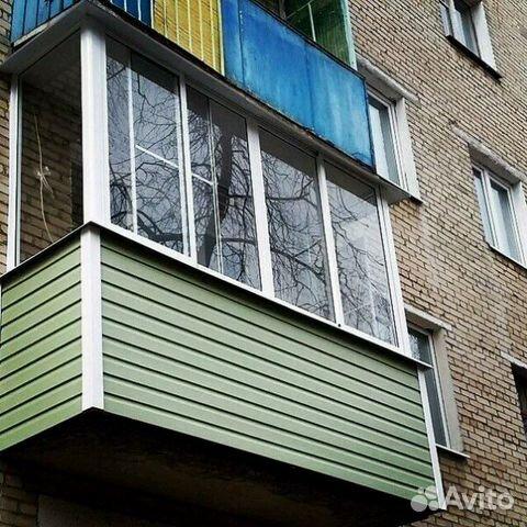 Услуги - ремонт и остекление балкона в ульяновской области п.