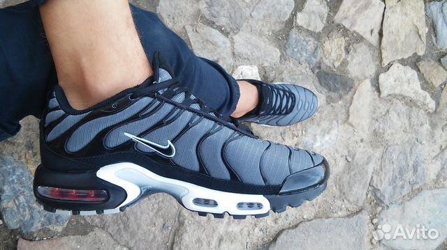 b4083778 Кроссовки Nike Air Max TN Plus Grey 41 | Festima.Ru - Мониторинг ...