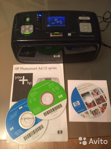 PHOTOSMART A610 DRIVER FOR WINDOWS DOWNLOAD
