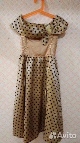 Продам праздничное платье и туфли 89615739957 купить 2