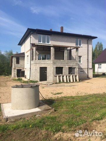 Дом 334.9 м² на участке 10 сот.