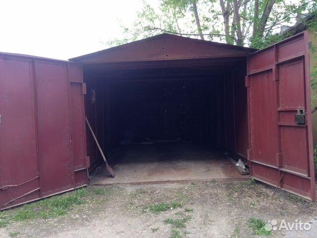 Металлический гараж без места купить в новосибирске купить в пензе ворота в гараж