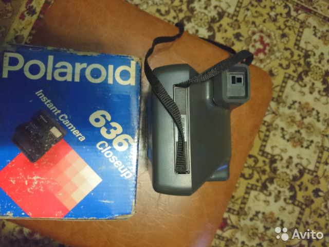 Polaroid 636