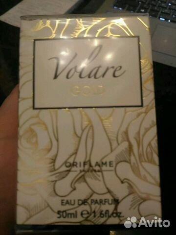 парфюмерная вода Volare Gold от Oriflame новая Festimaru