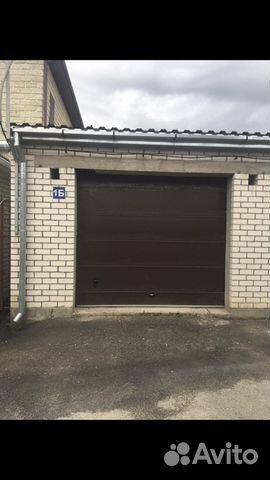 металлический гараж 6 на 4