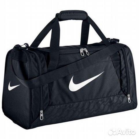 16fcbbf79a35 Спортивные сумки Nike. Дорожная сумка (Найк) 60л купить в Москве на ...