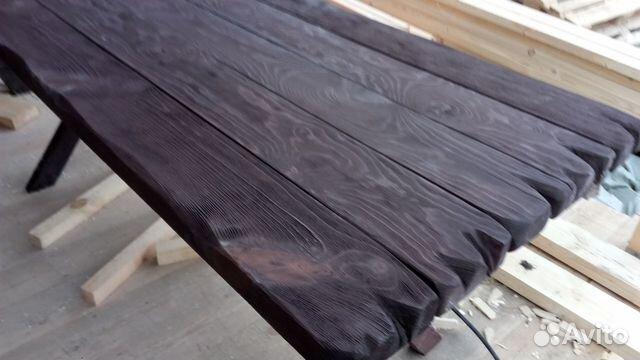 Стол со скамейками 89131837164 купить 1
