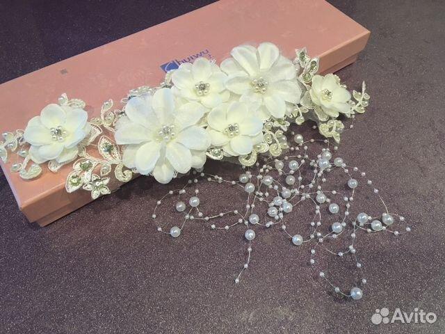 Украшения для свадебной прически  89245771718 купить 1