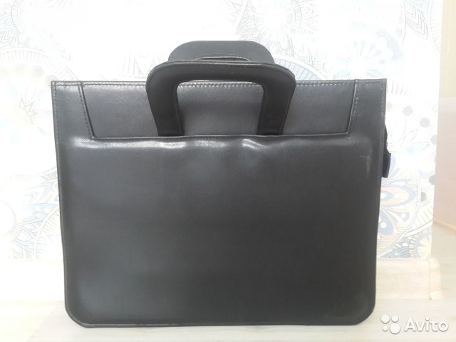 c87af910702d Сумка-портфель для документов купить в Саратовской области на Avito ...
