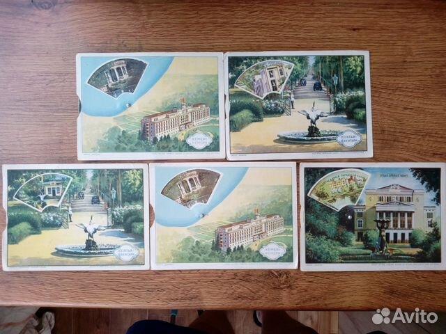 Новым годом, стоимость открыток 50-х годов