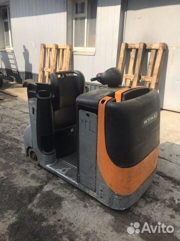 Электрический тягач Still CX-T