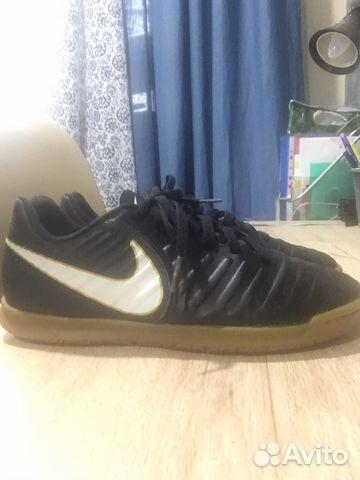 Бутсы футбольные Nike tempo X для зала 89885714784 купить 3