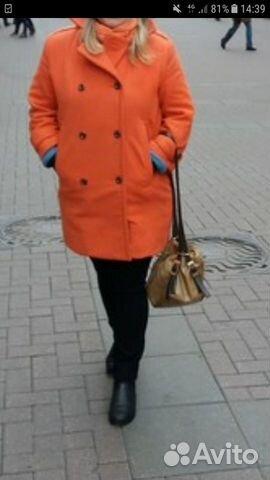 Пальто демисезон 89300763017 купить 1