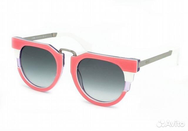 Солнцезащитные очки Fendi Metropolis арт.0076 купить в Москве на ... 5d3b911ba4d