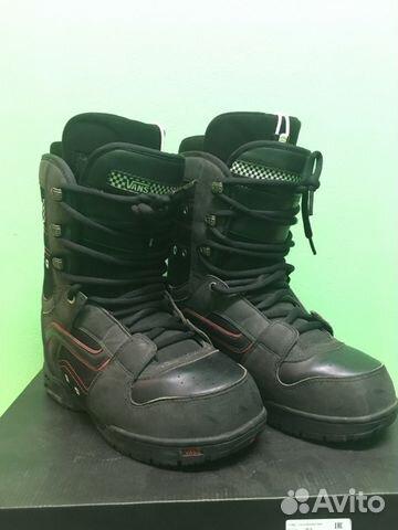 ffe3df02 Vans mantra ботинки для сноуборда купить в Москве на Avito ...