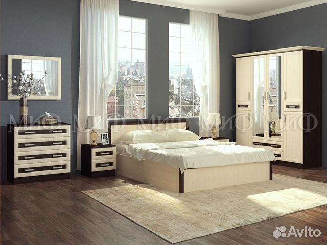 спальный гарнитур грация от держава мебели купить в волгоградской