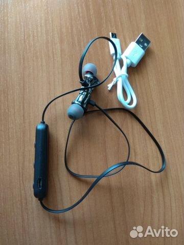 Bluetooth наушники капельки Micro Usb Festimaru мониторинг