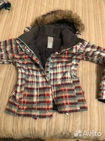 e92aeef938ec Куртка и штаны для сноуборда Roxy 42-44 разм купить в Москве на ...