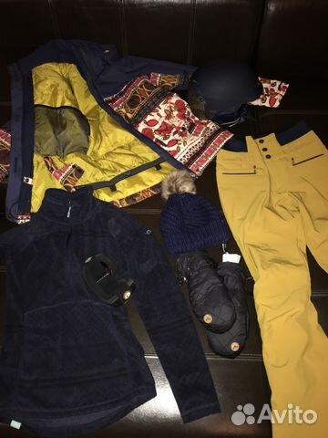 701563636a89 Горнолыжный костюм (сноуборд) roxy купить в Ростовской области на ...