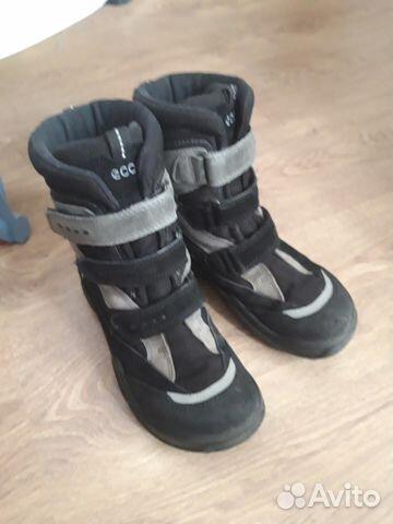 Зимние сапоги ботинки Ессо 39 р-р (для мальчика) купить в Москве на ... a5d99a9651d22