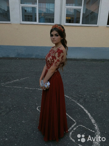 e68297b24a1 Продам выпускное платье купить в Республике Мордовия на Avito ...