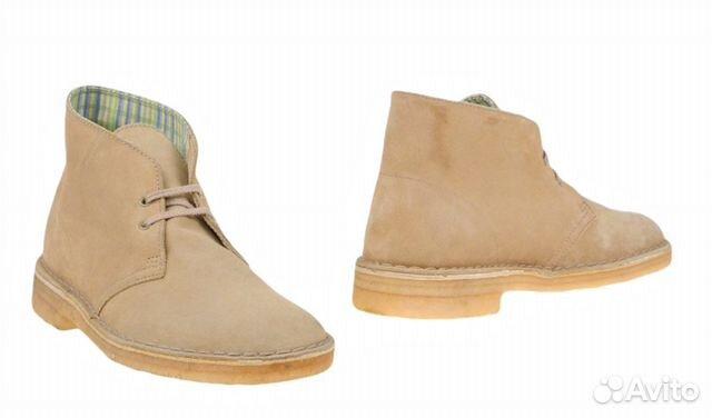 Ботинки Clarks originals  26f68ab3bfbcc