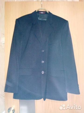 Men s suit size 46 height 170