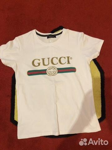 b3b907d2a842 Футболка Gucci из Италии   Festima.Ru - Мониторинг объявлений