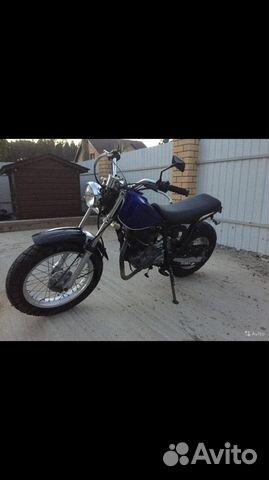 Yamaha TW 200 купить 10